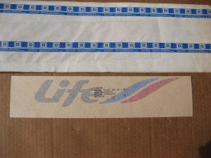 Schrift Life hi. Corsa A-Kadett E 1 29 508