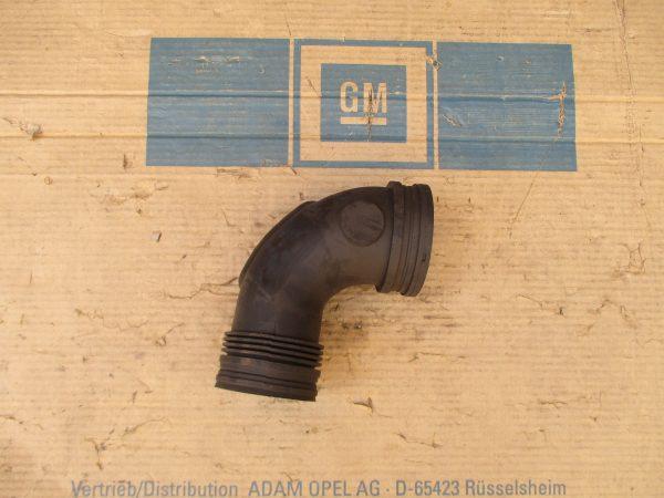 Schlauch f. Luftf.-Luftmengenmesser X25XE-X30XE Omege B 8 34 463