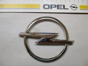 Opel-Emblem vorn Tigra B 13 24 037
