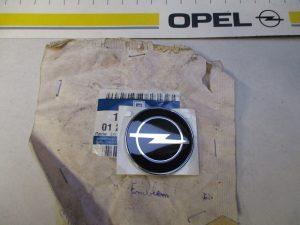 Opel-Emblem hi. Schrägh.-Stufenh. Astra F 1 29 530