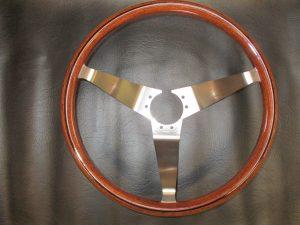 Lenkrad Holz sw 340mm Opel GT 9 13 083b