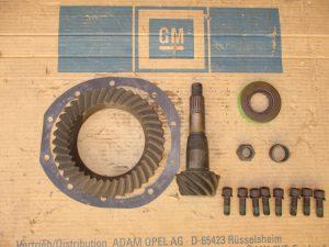 HA-Übersetzung 4,22 Com. A-Rekord C-D-D 16 04 146